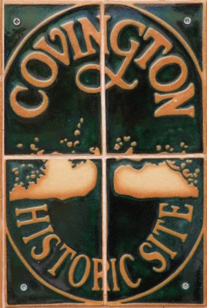 CovingtonHistoricSiteMarkerREV